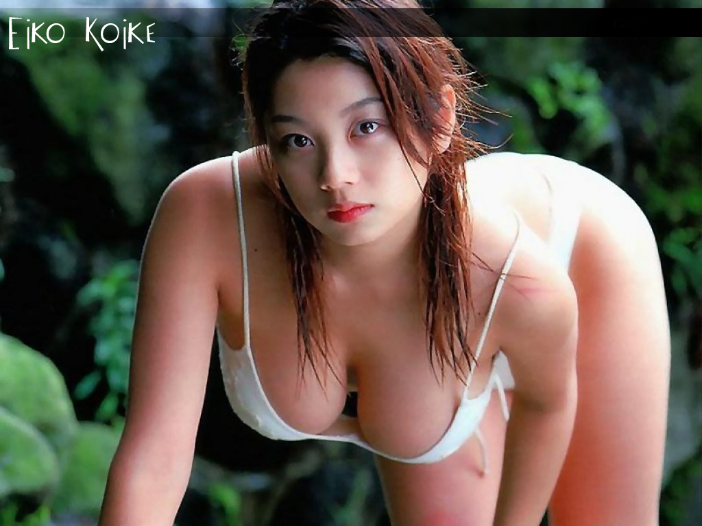 Beautiful Tatas http://beautifulmodels.blogspot.com/2007/09/eiko-koike-hot-model.html